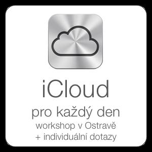 iCloud pro každý den workshop