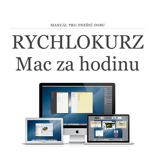 Mac za hodinu ebook