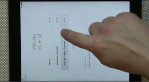 Jak načíst data ze zálohy iCloud do iPadu
