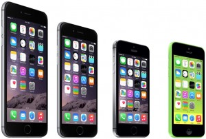 iPhone nastavení